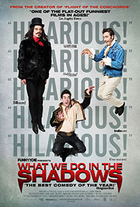What We Do in the Shadows movie poster