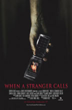 When a Stranger Calls movie poster