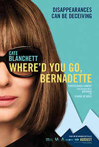 Where'd You Go Bernadette? movie poster