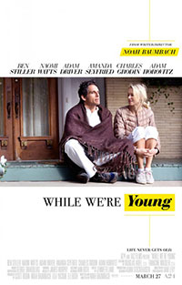 While We're Young movie poster