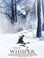 Whisper movie poster