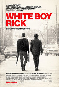 White Boy Rick movie poster