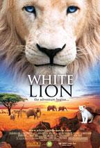White Lion movie poster