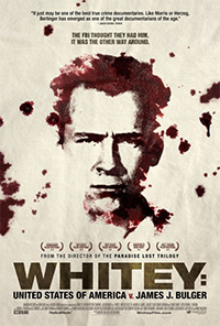 Whitey: The United States of America v. James J Bulger movie poster