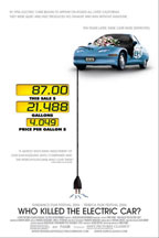 Who Killed the Electric Car? movie poster