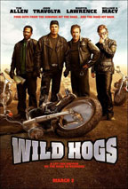 Wild Hogs movie poster