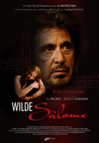 Wilde Salome movie poster