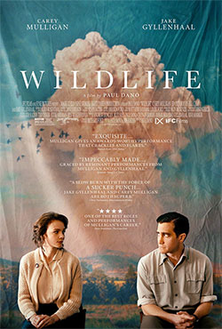 Wildlife movie poster