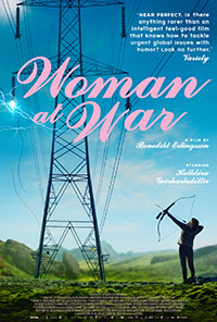 Woman at War movie poster
