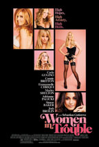 Women in Trouble movie poster