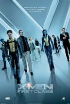 X-Men: First Class preview