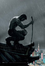 The Wolverine preview