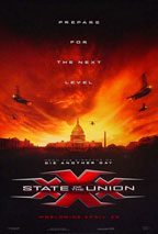 XXX: State of the Union movie poster