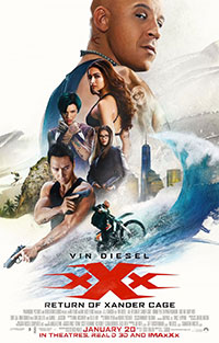 xXx: The Return of Xander Cage preview