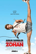 You Don't Mess with the Zohan preview