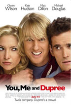 You, Me and Dupree preview