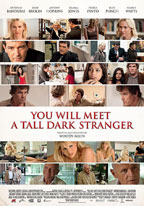 You Will Meet a Tall Dark Stranger preview
