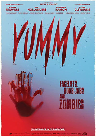 Yummy movie poster