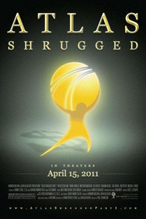 Atlas Shrugged Part I Image 1
