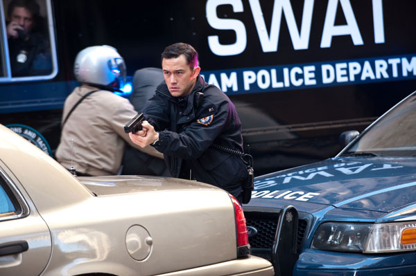 Joseph Gordon-Levitt in Dark Knight Rises