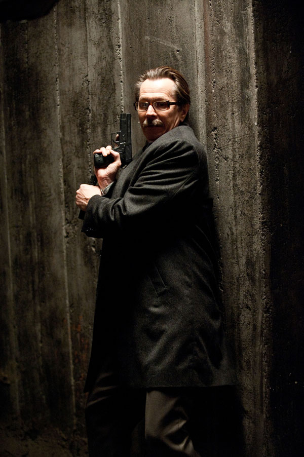 Gary Oldman in The Dark Knight Rises
