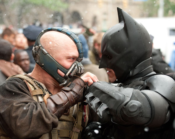 Batman vs. Bane