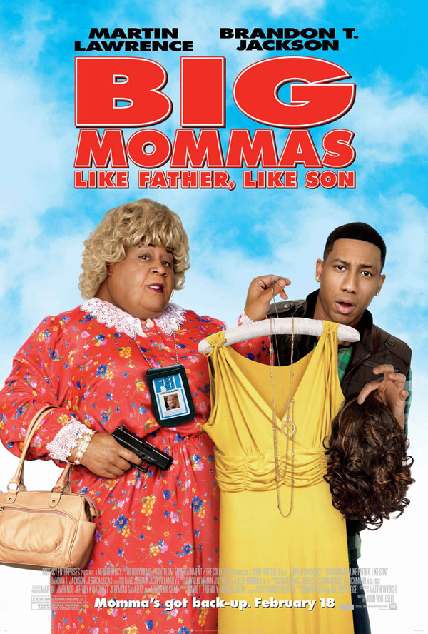 Big Mommas: Like Father, Like Son Image 1