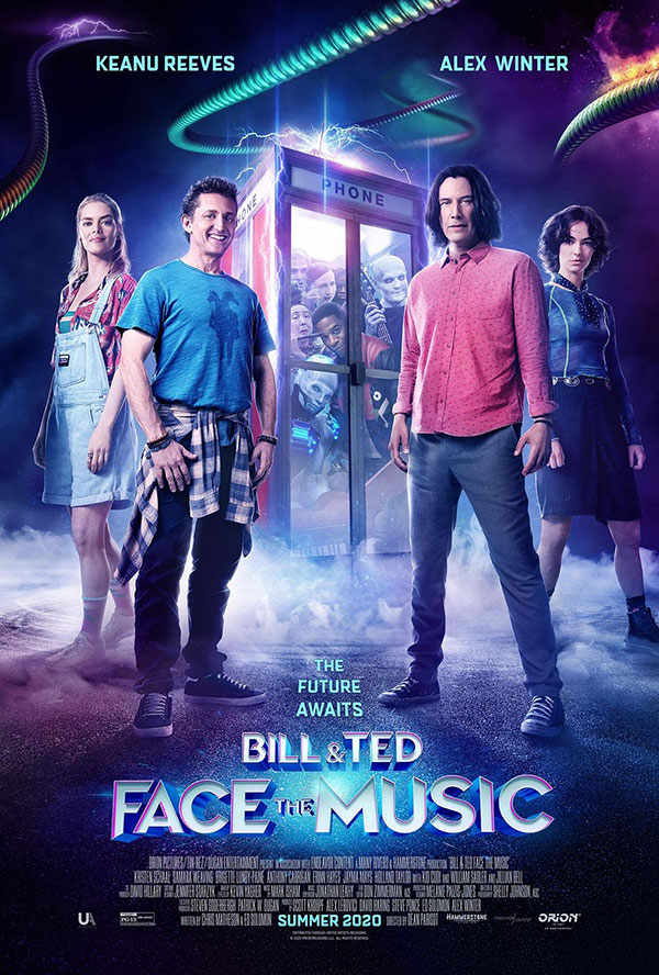 Bill Ted Face The Music Movie Photos Poster Pictures Film Images