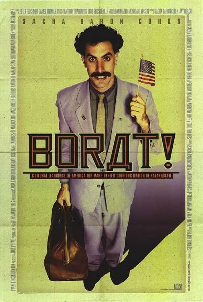 Borat: Cultural Learnings of America for Make Benefit Glorious Nation of Kazakhstan Image 1