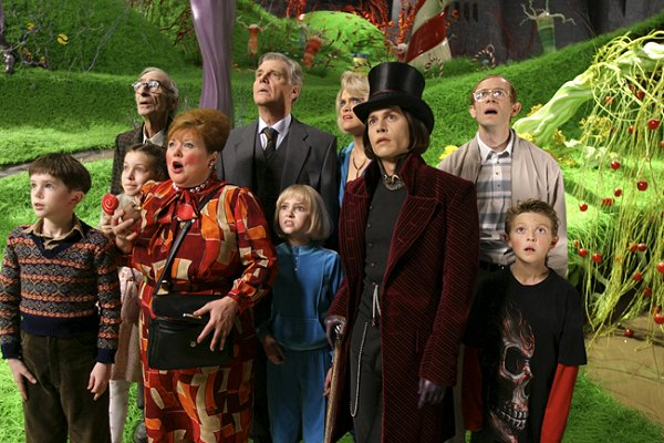 Charlie and the Chocolate Factory Image 7