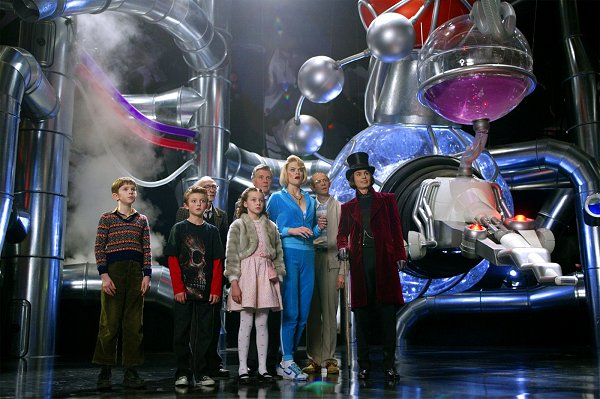 Charlie and the Chocolate Factory Image 8