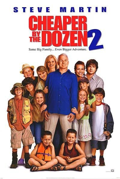 Cheaper by the Dozen 2 Image 1