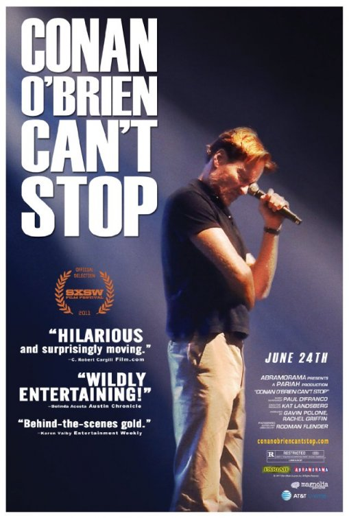 Conan O'Brien Can't Stop Image 1
