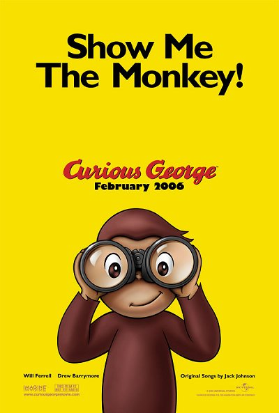 Curious George Image 1