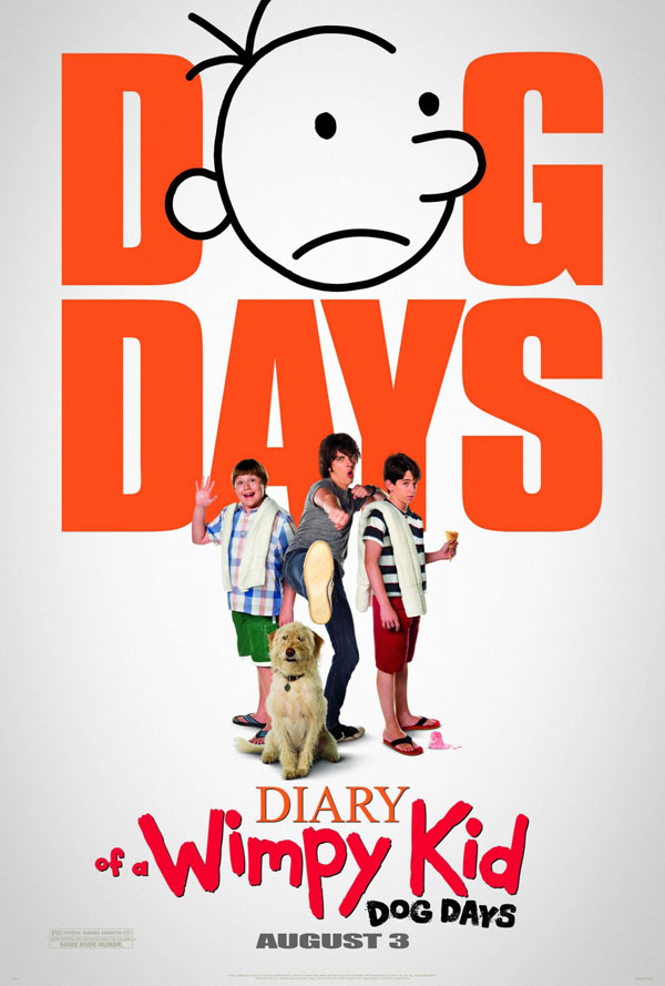 Diary of a Wimpy Kid: Dog Days Image 1