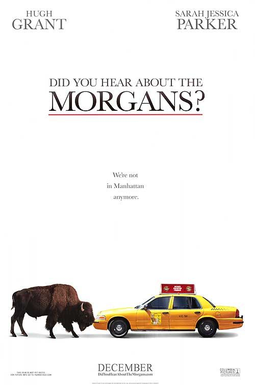 Did You Hear About the Morgans? Image 1