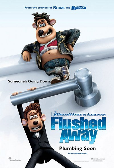 Flushed Away Image 1
