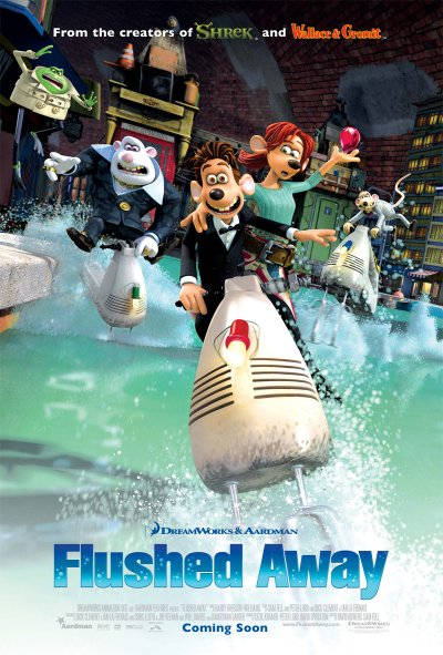 Flushed Away Image 2