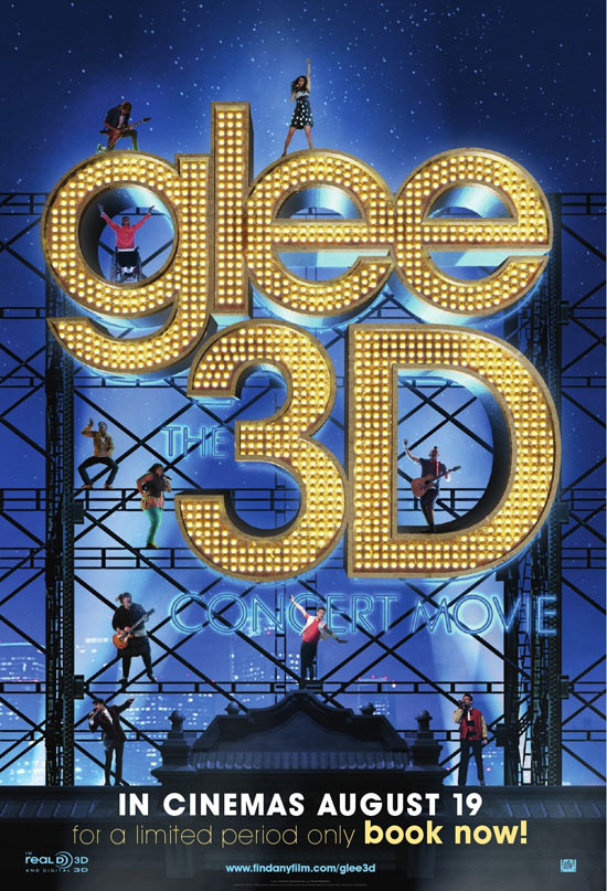 Glee: The 3D Concert Movie Image 1