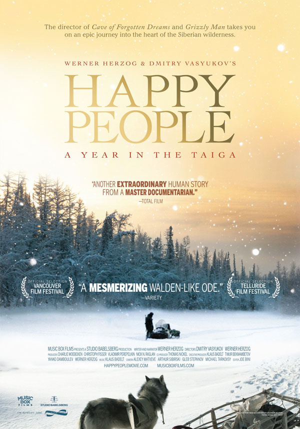 Happy People: A Year in the Taiga Image 1