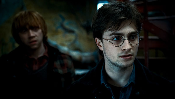Harry Potter and the Deathly Hallows: Part I Image 22
