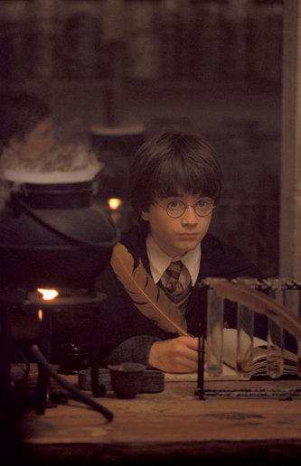 Harry Potter and the Sorcerer's Stone Image 1