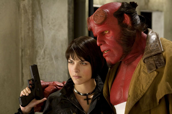 Hellboy II: The Golden Army Image 1