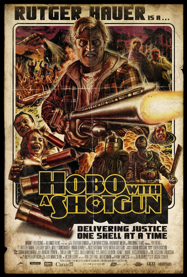 Hobo with a Shotgun Image 1
