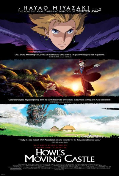 Howl's Moving Castle Image 3