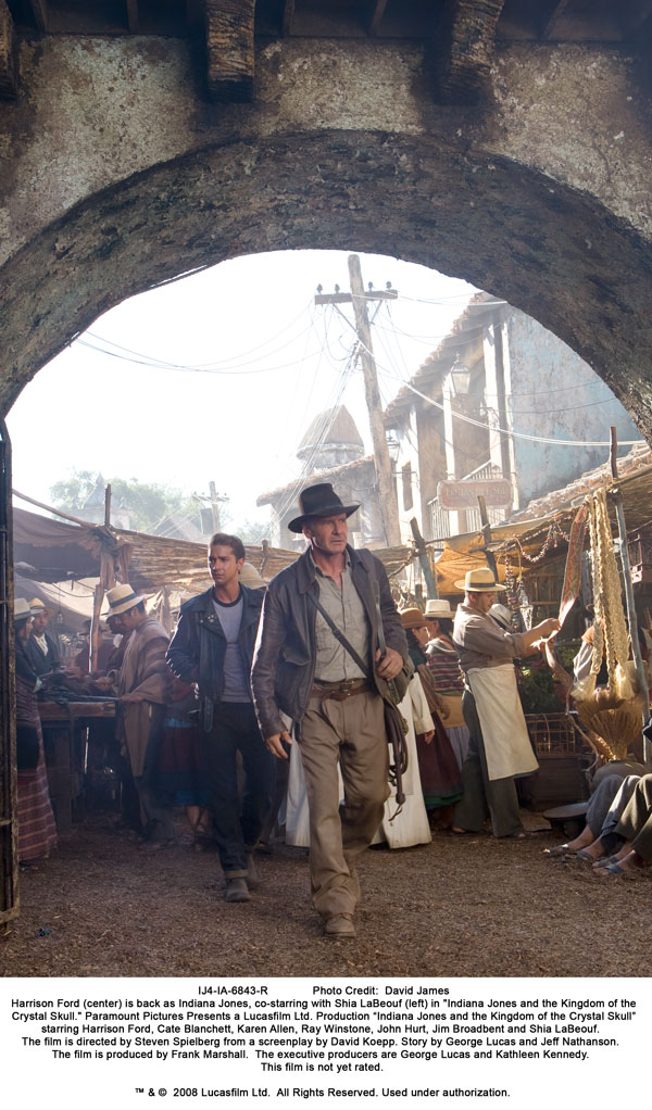 Indiana Jones and the Kingdom of the Crystal Skull Image 10