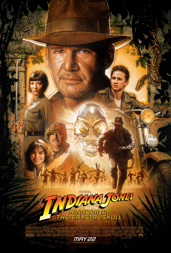 Indiana Jones and the Kingdom of the Crystal Skull Image 6