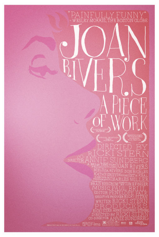Joan Rivers: A Piece of Work Image 2