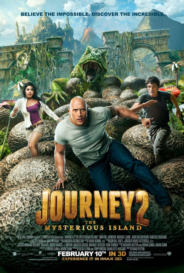 Journey 2: The Mysterious Island Image 1