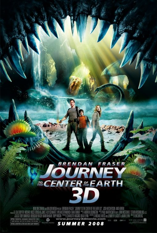 Journey to the Center of the Earth 3D Image 1